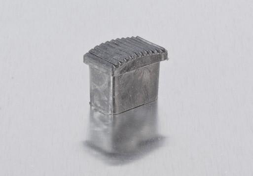 Gummischuh 40 x 25 mm