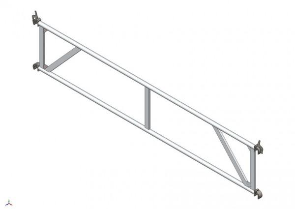 Geländer 2,85 m